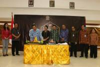 Commemorating BK FISIP ke-IX, Rector Expects Initiation of Formation of Masters Program