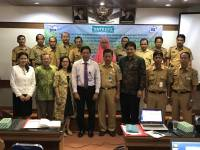 COOPERATION WITH JICA, CFA UNUD HELD
