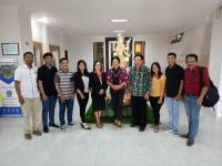 PS UNUD BIOTECHNOLOGY MAGISTER BACK SEND 5 DOUBLE DEGREE STUDENTS TO IBARAKI