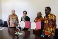 PEMKAB MERAUKE COOPERATION WITH UDAYANA UNIVERSITY