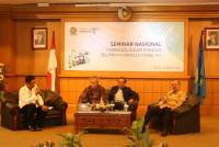 Unud Collaborates with the Indonesian Ministry of Tourism Held a National Seminar on