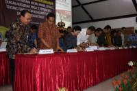 34 HIGHER EDUCATION IN BALI PROVINCE SIGNS THE MOU WITH THE DGT OF BALI, TAXES ENTER IN THE COURSE