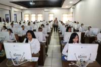 CPNS Selection of Kemenristekdikti in 2018 Bali Province Region Followed by 885 Participants