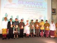 The Deputy Governor of Bali Opens the Bhagavad-gita National Seminar at Udayana University