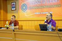 Universitas Udayana Selenggarakan Training of Trainer Program Kreativitas Mahasiswa