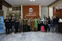 Universitas Udayana Terima Tim Monev PERMATA-SAKTI