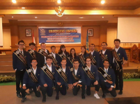 PILMAPRES, MARTABATE STUDENTS AND STUDENTS OF UDAYANA UNIVERSITY