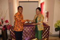 Dr. dr. Dewa Putu Gde Purwa Samatra as a New Director of RS Unud