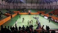 The Euphoria of Basketball Matches in the 56th Anniversary of Udayana University