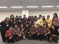19 STUDENTS OF UDAYANA UNIVERSITY REPRESENT INDONESIA FOR JENESYS EXCHANGE IN JAPAN