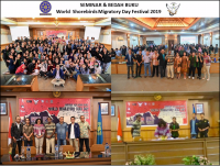 The Museum of Bird Statues Udayana University holds a SEMINAR and BOOK REVIEW In a series of activities for WORLD SHOREBIRDS MIGRATORY DAY 2019