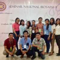 Great Success on Bioscience Seminar II