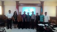 CONDUCTING A RESEARCH ABOUT LOCAL WISDOM, UDAYANA UNIVERSITY WAS SELECTED BY DKPP CENTER