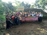 History Study Program of Udayana Visits the Situs Biting in Lumajang