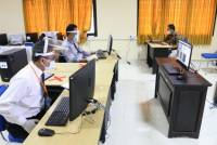 2019 CPNS SKB at Udayana University Followed by Online Participants