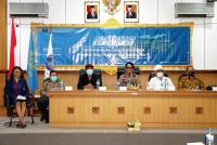 2020 Rector's Meeting An Event to Convey Aspirations to Build Udayana University