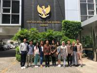 STUDENT OF FACULTY OF TOURISM UNUD REPRESENT INDONESIA IN AFMAM 2019 IN THAILAND