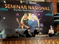 Through the National Seminar, BEM KM Fapet Encourages Millennial to become an Innovative Entrepreneur