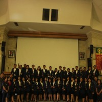 The Graduates From Physiotherapy 2011